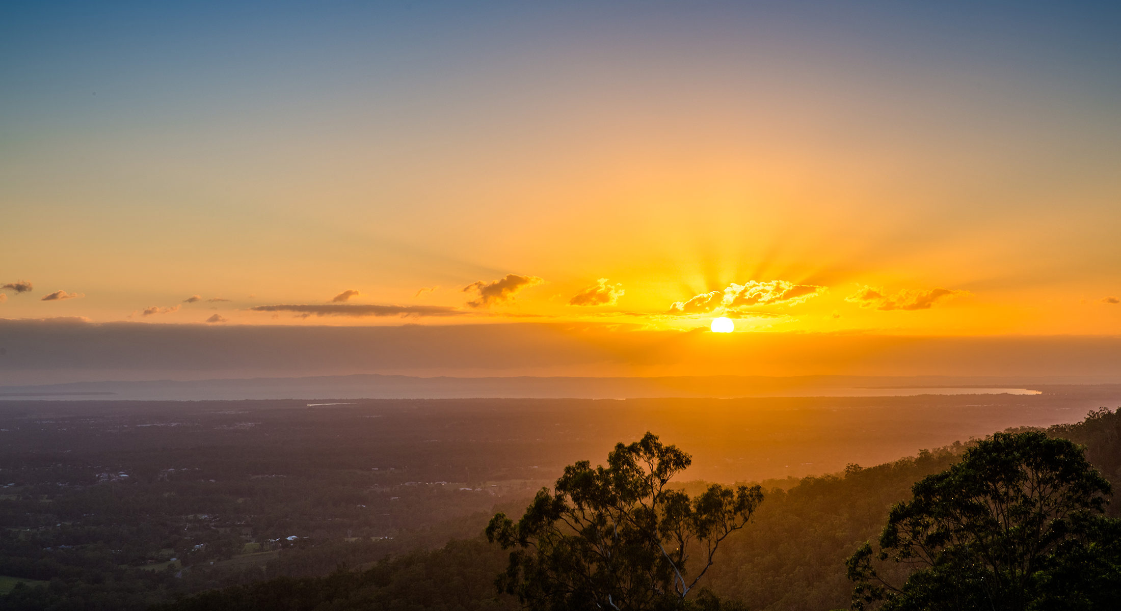 Visit Moreton Bay Region Sunrise Worlds Away