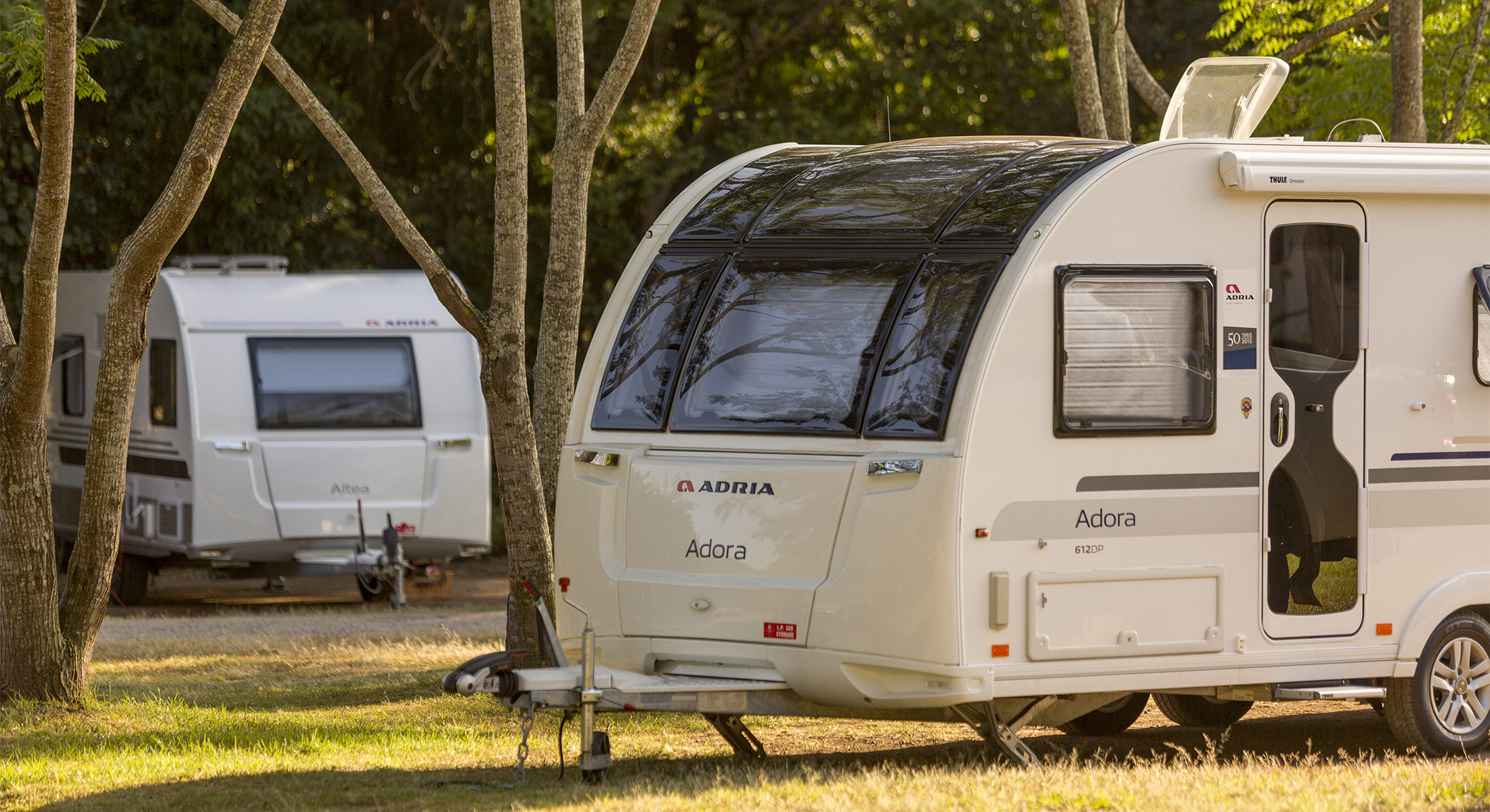Camping Grounds Moreton Bay Region Caravan