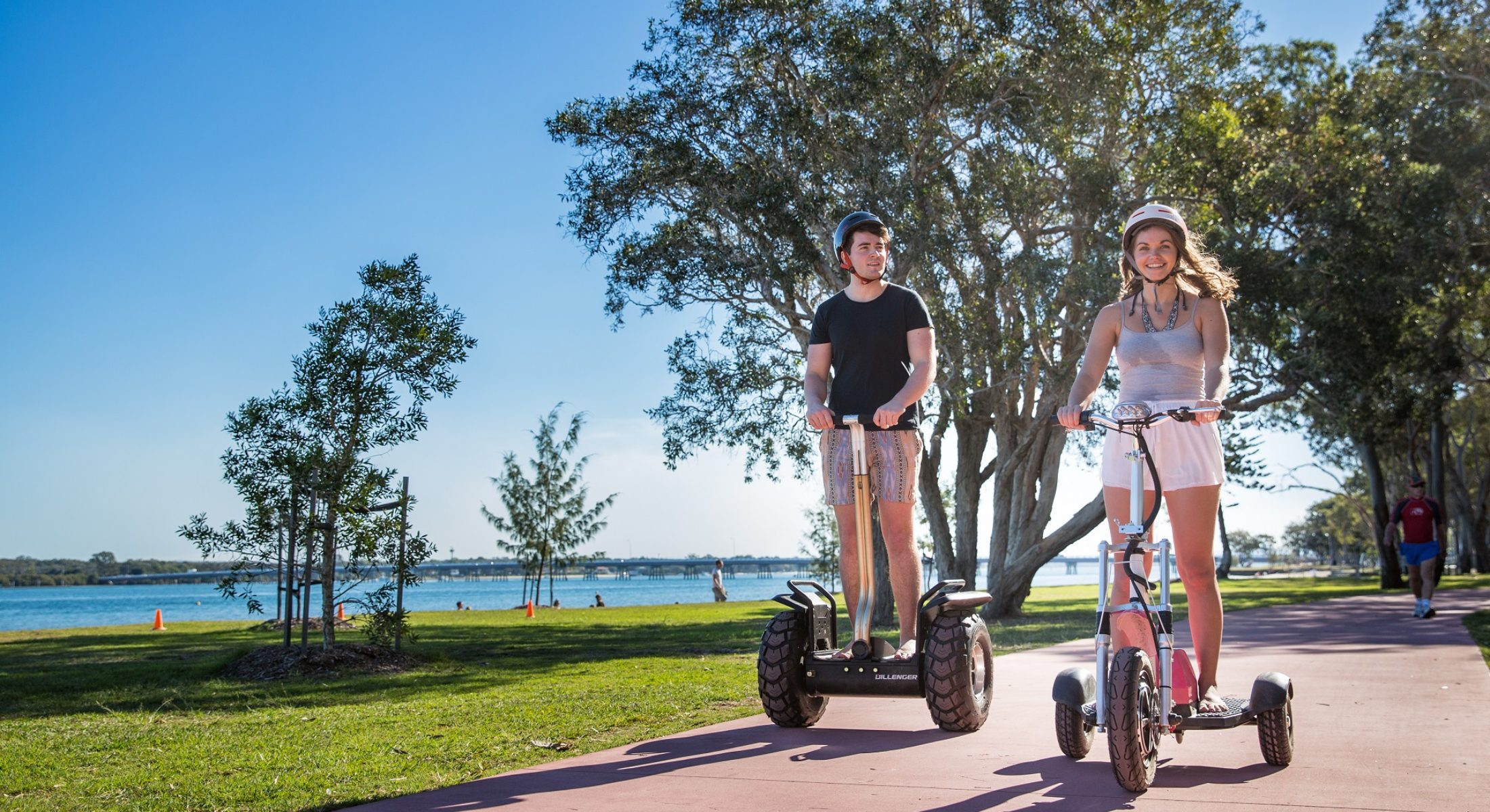 Bribie Hire Hut Segways Moreton Bay Region
