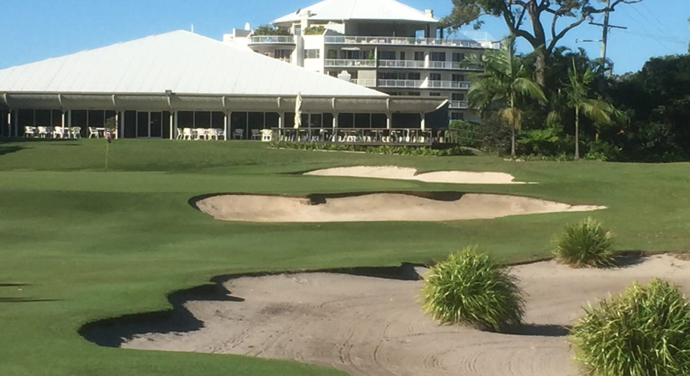Fairways Golf Course Retreat Woorim Bribie Island Near Brisbane Moreton Bay Region