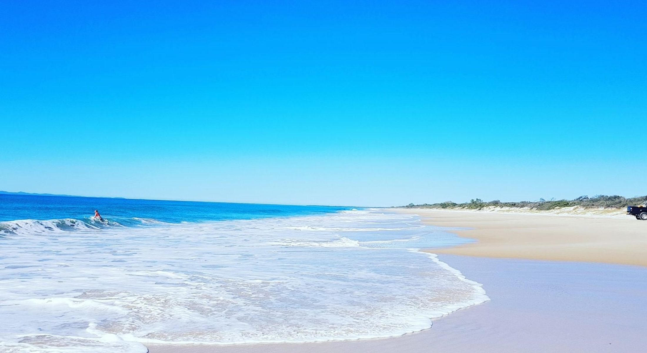 Gday Adventure Tours Bribie Island Beautiful Bribie Beaches Moreton Bay Region