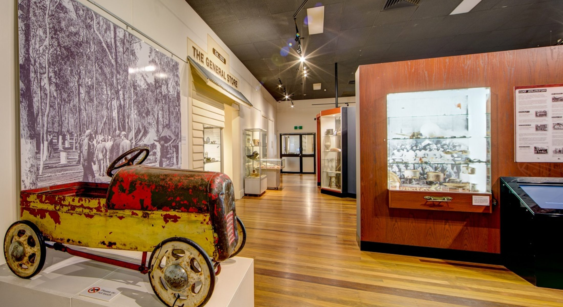 Pine Rivers Heritage Museum Old Petrie Town Historical Places To Visit Near Brisbane