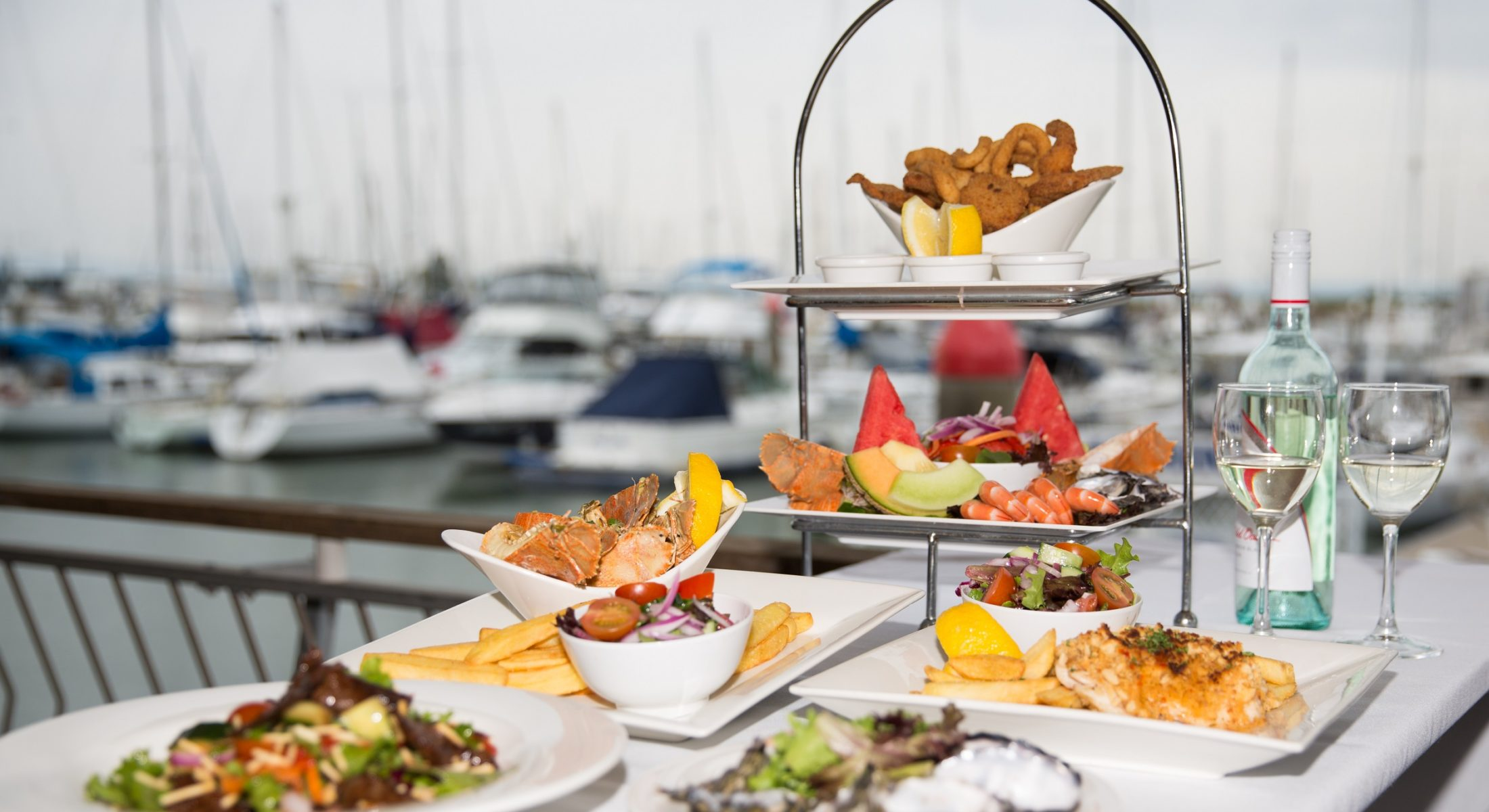 Moreton Bay Boat Club Scarborough Redcliffe Fresh Food Seafood