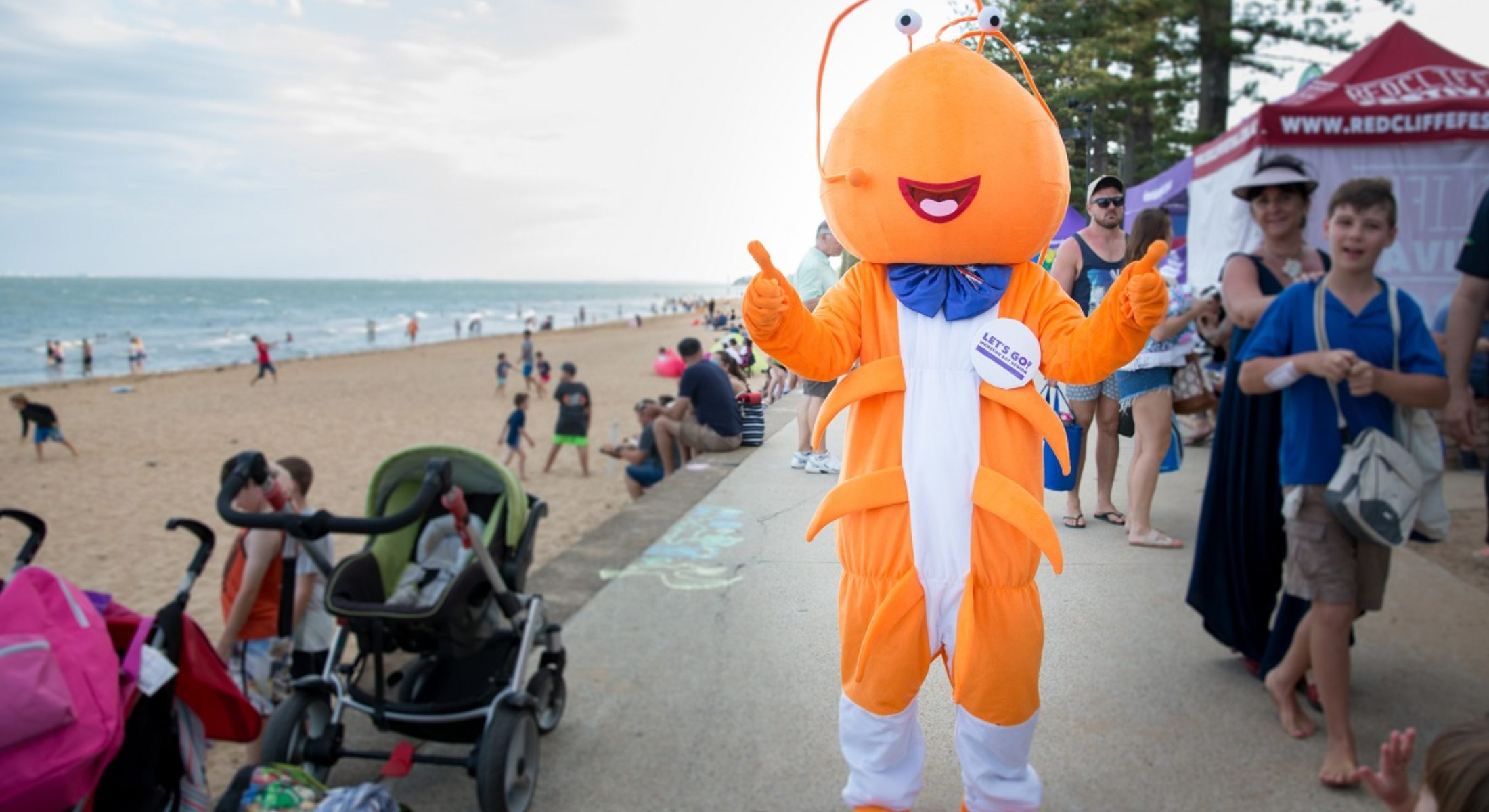 Suttons Beach Australia Day Morty Moreton Bay Bug Free Family Event